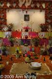Altar en Morelia