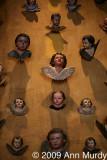 La pared con los angeles