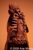 La Monja con Guadalupe