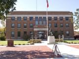 Garza County Courthouse - Post, Texas