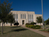 Knox County Courthouse - Benjamin, Texas