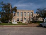 Comanche County Courthouse - Comanche, Texas