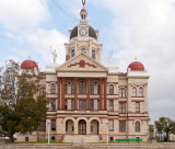 Coryell County Courthouse - Gatesville, Texas