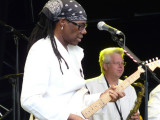 With The King Of Disco, Nile Rodgers
