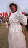 I Got Me One Of Them Wedding Dresses Too!