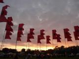 Firey Flags