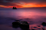 Glow of Candlestick Twin Islets