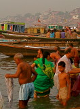 Varanasi - The Ganges River