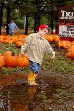 Rescuing Flooded Pumpkins