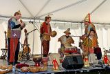 Gourd Instruments and Hats