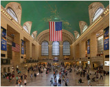A Sunday  Afternoon at Grand Central