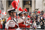 Mustangs Marching Band