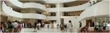 Guggenheim Lobby Panorama