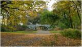 Autumn At Gothic Bridge