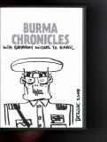 Guy Delisle (The Burma Chronicles)