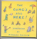 The Gang's All Here! (1988) (inscribed with original drawing)