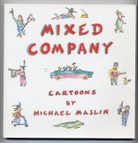 Mixed Company (1990) (inscribed with original drawing)