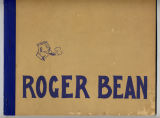 Roger Bean (undated) (signed by Jackson's widow)