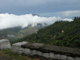 Clouds on the way to Kasauli