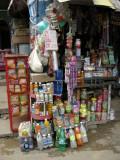 Typical Kasauli shop.