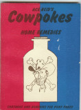 Cowpokes Home Remedies (1971) (inscribed)