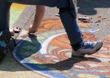 The heel-toe method