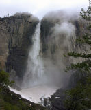 Wintery falls