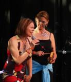 Inga and Britta Swearingen