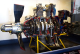 WWII US Navy aircraft engine