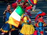 Irish Mummers.