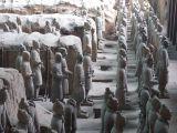 Day 5: Xian - Terra Cotta Warriors; Tang Dynasty song/dance performance