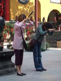 Day 14: Shanghai - Temple of the Jade Buddha; The Bund; Shanghai Museum