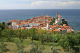 Piran - view from the town walls