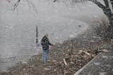 Snowstorm in San Martín de los Andes