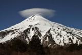 Volcán Lanín, from Paso Mamuil Malal