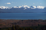 Lago Nahuel Huapi, from Cerro Leones