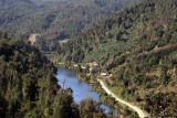 Rio Tarahuín, near Bahia Mansa