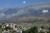 View of Gjirokastra from the Citadel