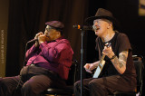 JAMES COTTON & JOHNNY WINTER