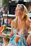 avoiding drips KPFT Watermelon Dance