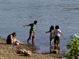 Playing in the River_1.jpg