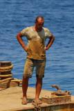 Greek Worker