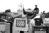 USA Today balancing act