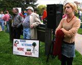 Honor Veterans - No more war