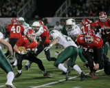 The New York State Central Region Quarterfinal in High School Football - Class D