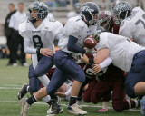 The New York State Central Region Quarterfinal in High School Football - Class A