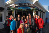 Fog Harbour Fish house