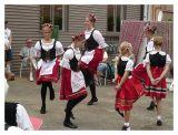 Czech dancers