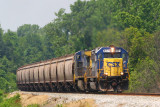 CSX 8571 Purcell IN 06 July 2008