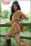 HGRP Model Stacey Leigh Indian Princess